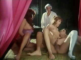 Marquis de Sade [Full Vintage Porn Movie, German Speaking] (1994)