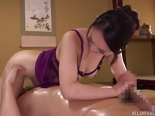 Japanese with significant tits, bananas amateur oral play