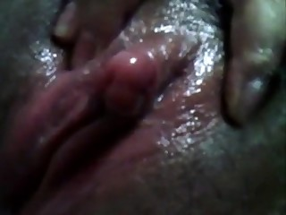 my asian hairy pussy (clit massage3)