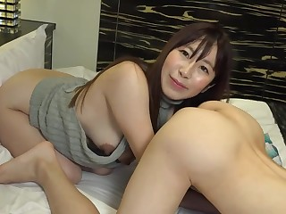 hot asian harlot mind-blowing sex glaze